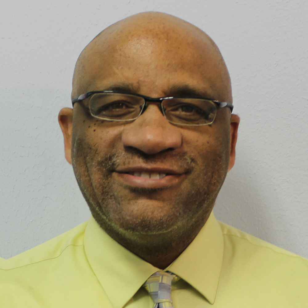 Minister Clarence Jones