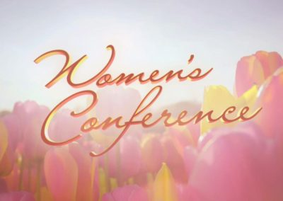 Women's Prayer Conference - October 14, 2018
